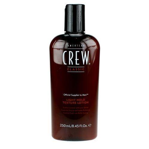 American Crew Classic Light Hold Texture | Lekki lotion na objętość 250ml