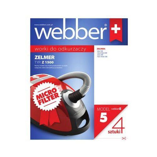 Metrex Worki syntetyczne webber do zelmer 1500