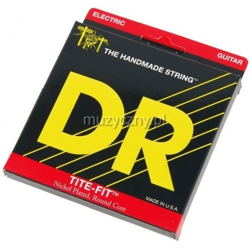 Dr meh-13 tite-fit struny do gitary elektrycznej 13-56
