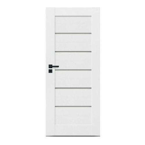 Drzwi pokojowe Toreno 80 prawe kredowo-białe (5902398978433)
