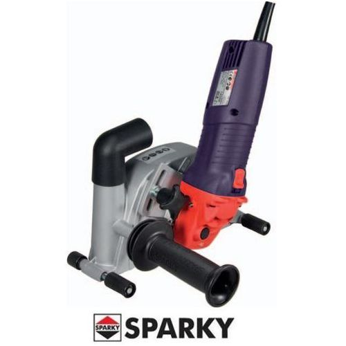 SPARKY Bruzdownica 125 mm 1400W FK 3014 HD (12000121103) - sprawdź w wybranym sklepie