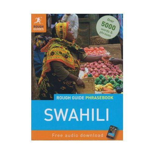 Suahili rozmówki Rough Guide Swahili Phrasebook