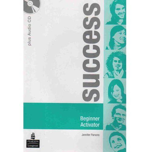 Matura Success Beginner LO. Ćwiczenia. Język angielski (9781405883849)