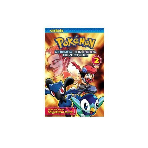 Pokemon Diamond And Pearl Adventure