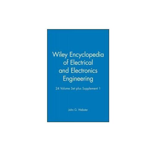 Encyclopedia of Electrical and Electronics Engineering (9780471390527)