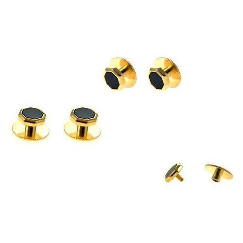 Guziki smokingowe ssd-5105 black onyx marki Galante