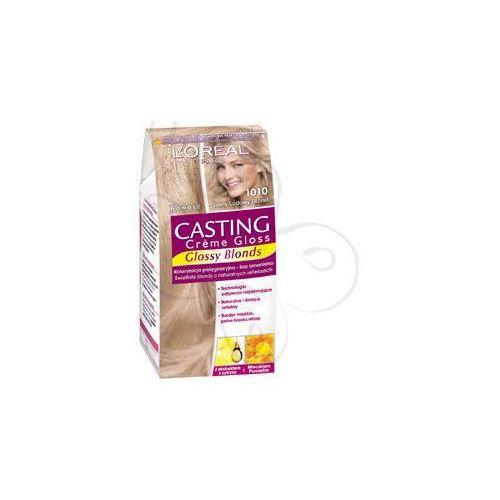 Casting Creme Gloss farba do włosów 1010 Jasny lodowy blond, L'Oreal Paris