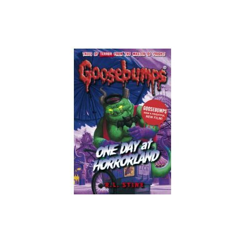 One Day at Horrorland, Scholastic