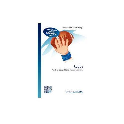 Kniha Rugby (9786130195878)