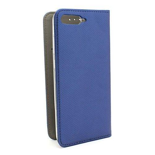 Etui Huawei Y6 2018 Smart niebieski