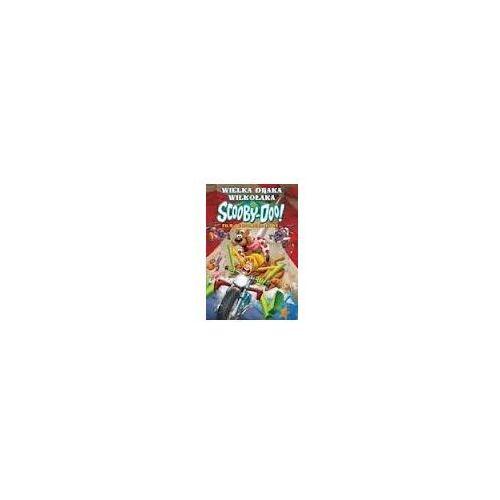 Galapagos films Scooby-doo: wielka draka wilkołaka (dvd) - ben jones od 24,99zł darmowa dostawa kiosk ruchu (7321909320307)