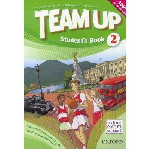 Team Up 2 Podręcznik + CD - Praca zbiorowa, Oxford University Press