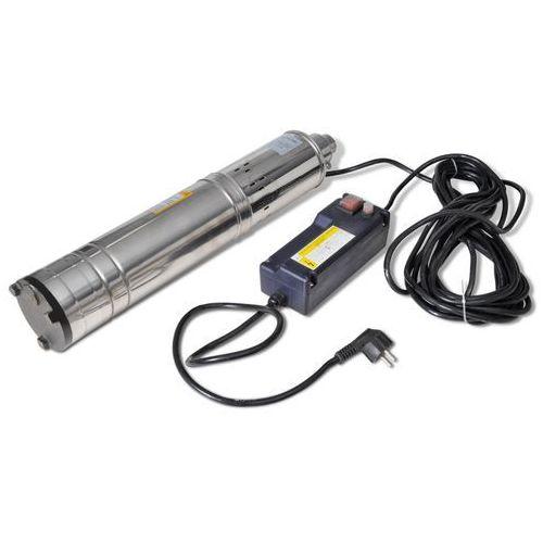 zatapialna pompa głębinowa 1100w 102m wyprodukowany przez Vidaxl