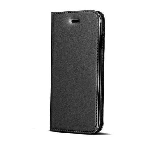 Pokrowiec Smart Premium do Huawei P10 czarny box, kolor czarny