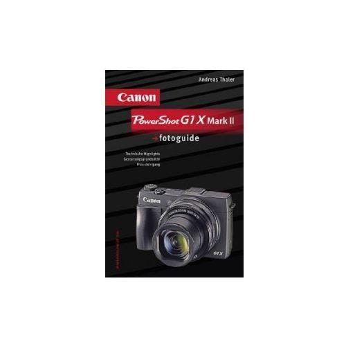 Canon PowerShot G1 XMARK II fotoguide