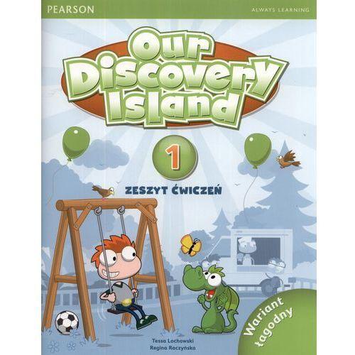 Our Discovery Island 1 Zeszyt ćwiczeń z płytą CD Wariant łagodny (72 str.)