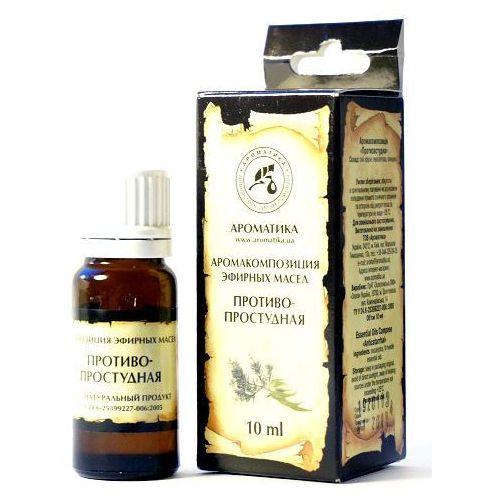 Kompozycja Naturalnych Olejków Eterycznych Przeciwprzeziębieniowa, Aromatika