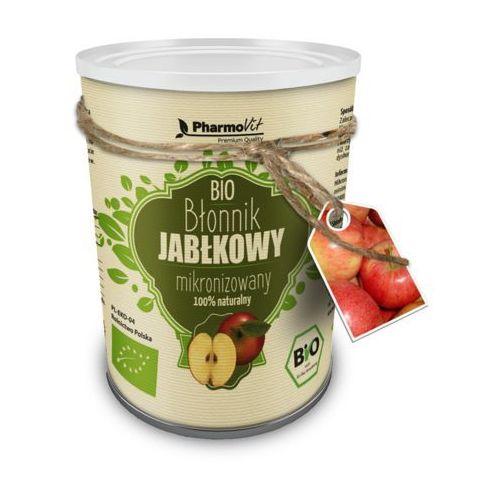 Błonnik pokarmowy jabłkowy mikronizowany EKO 120g, Pharmovit (5060387201549)