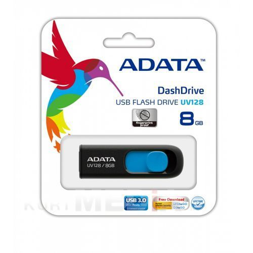 DashDrive UV128 8GB