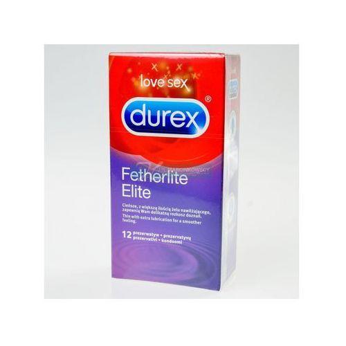 Prezerwatywy Durex Elite A12 (5010232964617)