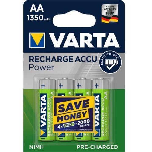 rechargeable accu aa 1350 mah (4 szt.) marki Varta