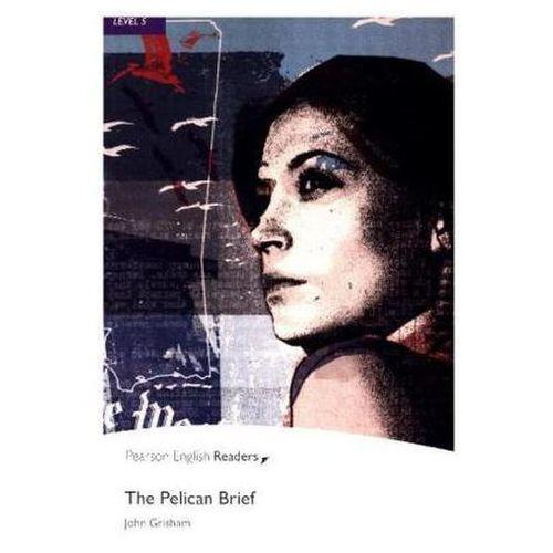 The Pelican Brief + MP3 CD Penguin Readers Contemporary (2011)