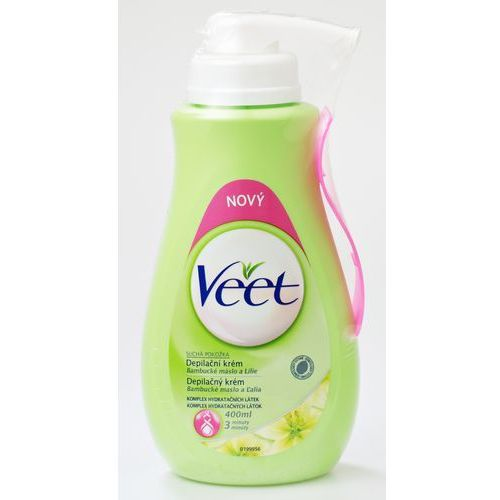 Krem do depilacji do skóry suchej, 400 ml, marki Veet do zakupu w Mall.pl