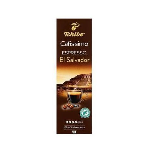 Tchibo 10x7g cafissimo espresso el salvador kawa palona mielona w kapsułkach