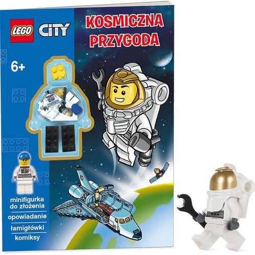 Lego City. Kosmiczna przygoda + zakładka do książki GRATIS, praca zbiorowa