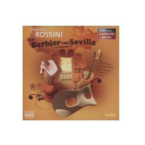 Der Barbier von Sevilla, 1 Audio-CD Rossini, Gioacchino