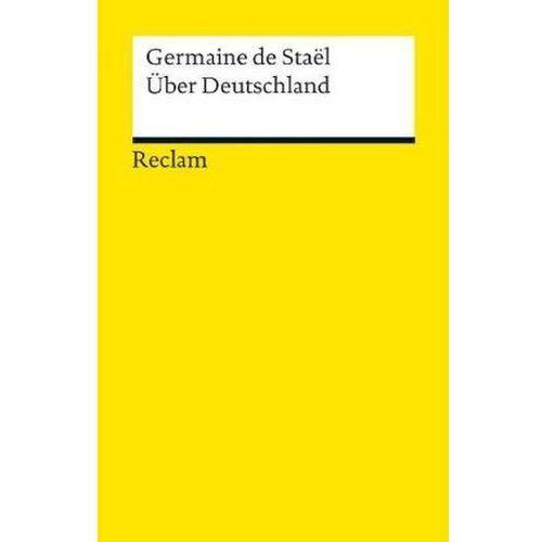 Über Deutschland (9783150190920)