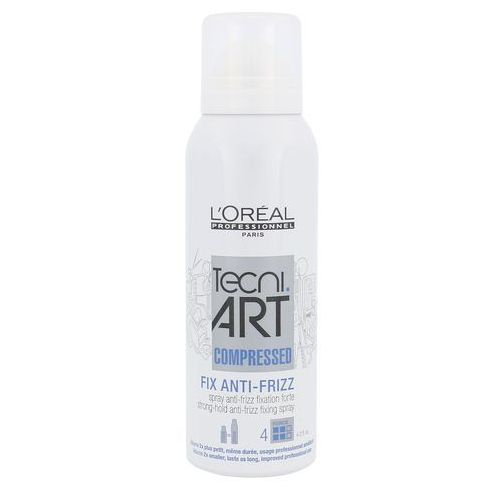L'oréal professionnel tecni art fix spray utrwalający force 4 (compressed) 125 ml