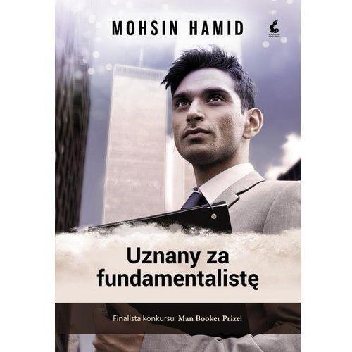 Uznany za fundamentalistę, Mohsin Hamid