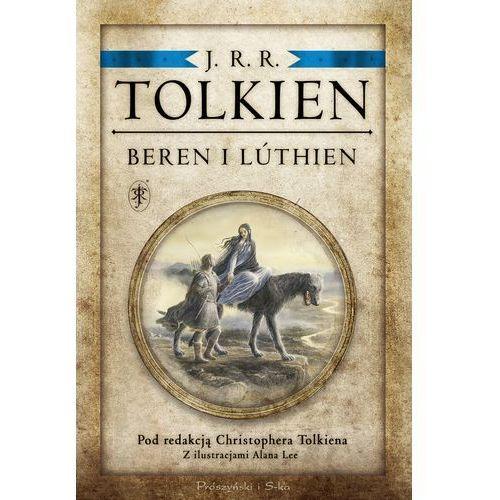 Beren i Luthien - J. R. R. Tolkien DARMOWA DOSTAWA KIOSK RUCHU (368 str.)