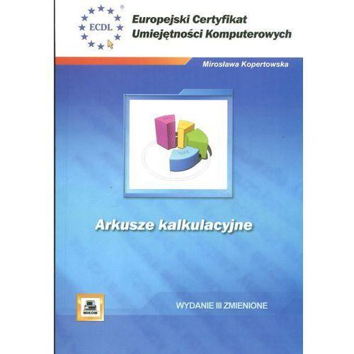 ECUK Arkusze kalkulacyjne, Wydawnictwo Naukowe Pwn