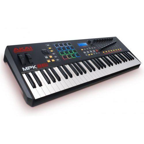 AKAI MPK 261 - Klawiatura sterująca USB/MIDI