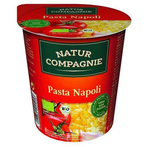 Natur compagnie (buliony, kostki rosołowe) Danie w kubku pasta napoli bio 59 g - natur compagnie