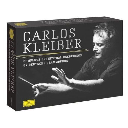 Universal music / decca Complete orchestral recordings (3cd + blu-ray audio) - carlos kleiber (płyta cd) (0028947926870)