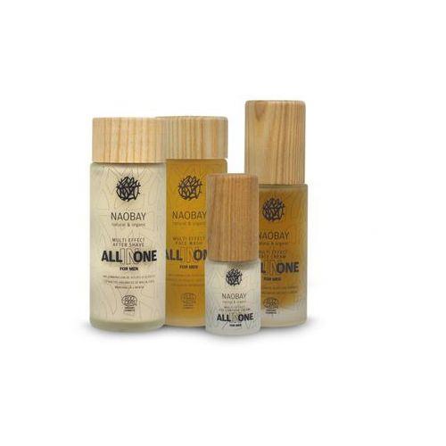 Vivio Naobay zestaw ekologicznych kosmetyków dla mężczyzn