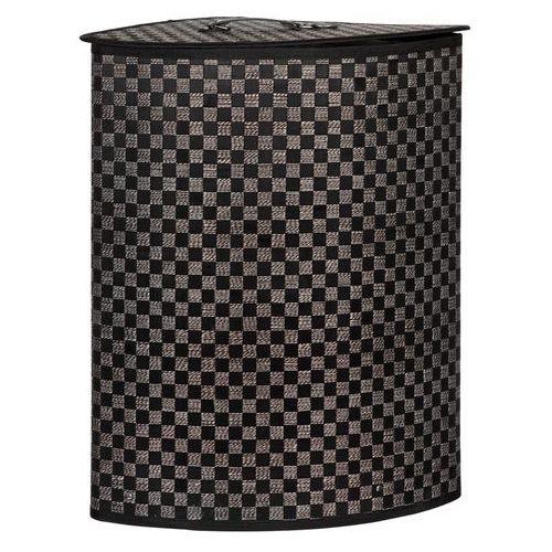 Kosz narożny na pranie Tuckano TUK-KOSZ01 kolor czarny