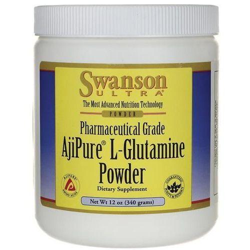 Swanson health produkcts fargo, nd 58108, usa, dystrybutor: pro sport Ajipure l-glutamina l-glutamine powder 340g swanson