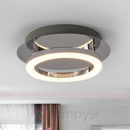 Lampenwelt Okrągła lampa sufitowa led daron (4251096519914)