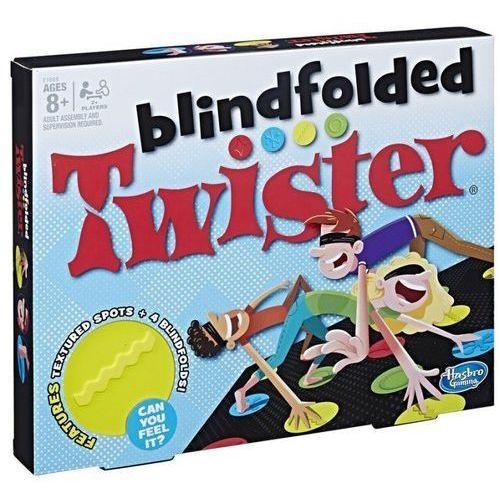 Hasbro Gra twister blindfolded - darmowa dostawa od 199 zł!!! (5010993514083)