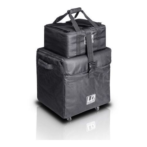 Ld systems dave 8 set1 torba transportowa z kółkami do systemu dave 8