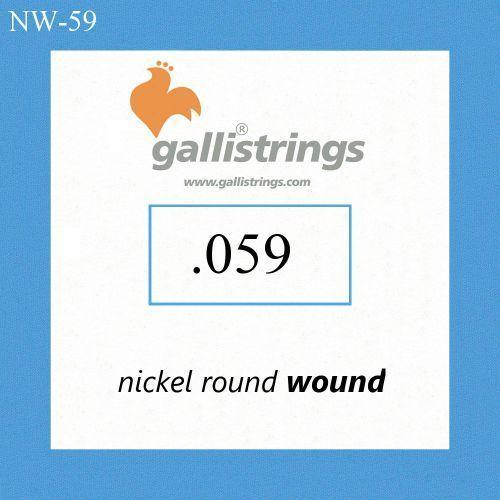 Galli NW059 - pojedyncza struna do gitary elektrycznej