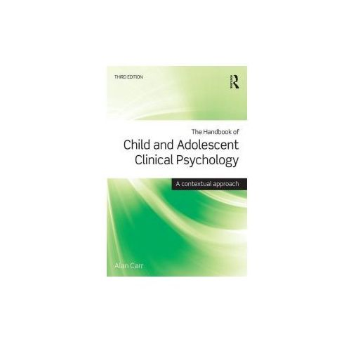 Handbook of Child and Adolescent Clinical Psychology (9781138806139)