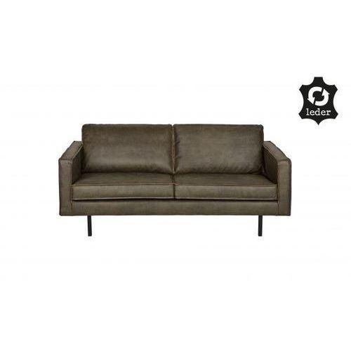 Be Pure Sofa RODEO zielona 2,5-osobowa 378609-A, kolor zielony