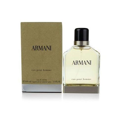 Armani Eau Pour Homme (2013) woda toaletowa dla mężczyzn 100 ml, kup u jednego z partnerów