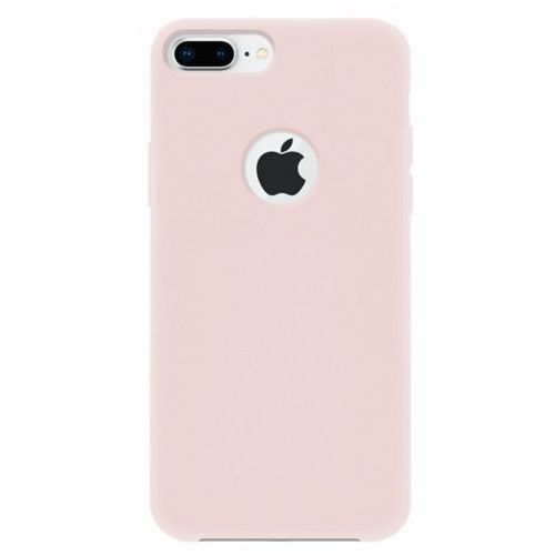 4OK Silk Etui iPhone 7 Plus/8 Plus piaskowy róż, kolor różowy