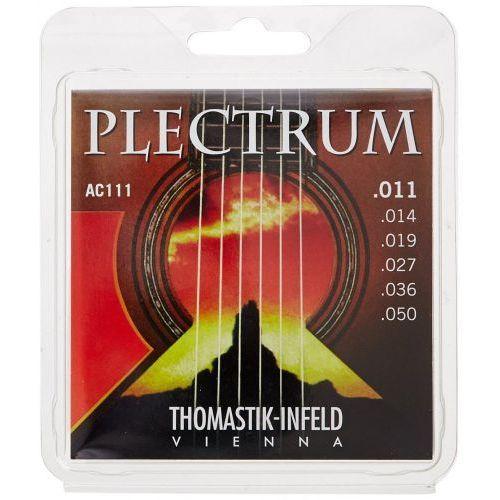 (669327) struny do gitary akustycznej plectrum acoustic series - ac 111 - light.011-.050 marki Thomastik